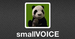Monthly smallVOICE podcast